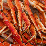 Red King Crab Merus We Supply Yachts